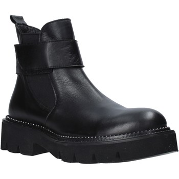 Schoenen Dames Enkellaarzen Bueno Shoes 20WR3404 Zwart