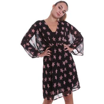 Textiel Dames Korte jurken Liu Jo WF0193 T0110 Zwart