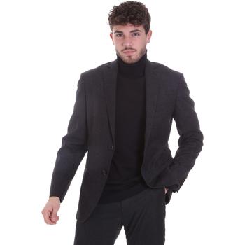 Textiel Heren Jasjes / Blazers Sseinse GAI651SS Grijs