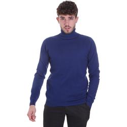 Textiel Heren Truien Sseinse MI1671SS Blauw