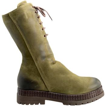 Schoenen Dames Laarzen Bueno Shoes 20WM3006 Groen