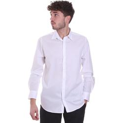 Textiel Heren Overhemden lange mouwen Sseinse CI543SS Wit