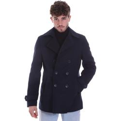 Textiel Heren Mantel jassen Sseinse GBI625SS Blauw