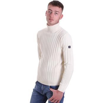 Textiel Heren Truien Navigare NV10311 33 Wit