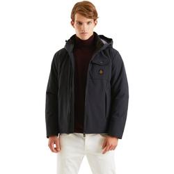 Textiel Heren Parka jassen Refrigiwear RM0G11600XT2429 Blauw