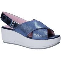 Schoenen Dames Sandalen / Open schoenen Stonefly 110333 Blauw