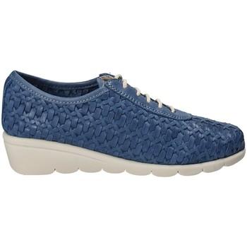 Schoenen Dames Derby The Flexx C2501_28 Blauw