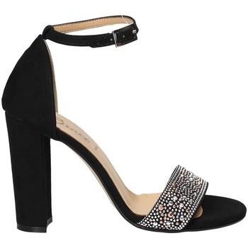 Schoenen Dames Sandalen / Open schoenen Grace Shoes 1388 Zwart
