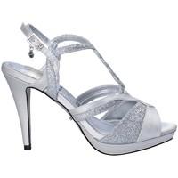Schoenen Dames Sandalen / Open schoenen Osey SA0559 Grijs