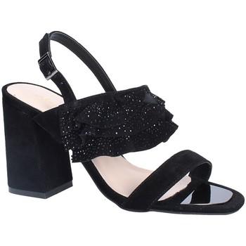 Schoenen Dames Sandalen / Open schoenen Alma En Pena V18281 Zwart