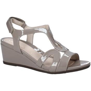 Schoenen Dames Sandalen / Open schoenen Stonefly 110241 Bruin