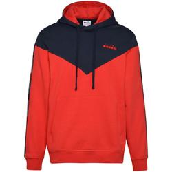 Textiel Heren Sweaters / Sweatshirts Diadora 502176426 Blauw