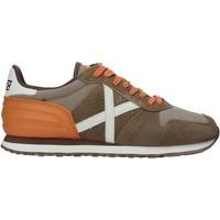 Schoenen Heren Lage sneakers Munich 8620388 Groen