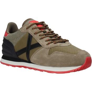 Schoenen Heren Lage sneakers Munich 8620390 Groen