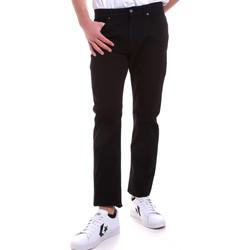Textiel Heren 5 zakken broeken Navigare NV53095 Zwart