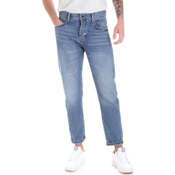 Textiel Heren Straight jeans Antony Morato MMDT00226 FA700111 Blauw