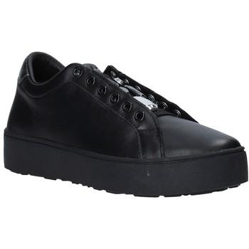 Schoenen Dames Lage sneakers Apepazza F0SLY06/LEA Zwart