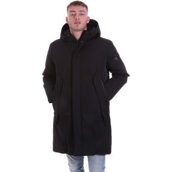 Textiel Heren Mantel jassen Antony Morato MMCO00691 FA600199 Zwart