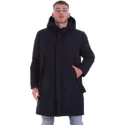 Textiel Heren Mantel jassen Antony Morato MMCO00691 FA600199 Blauw