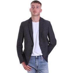 Textiel Heren Jasjes / Blazers Antony Morato MMJS00005 FA650211 Blauw