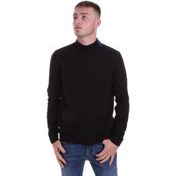 Textiel Heren Truien Antony Morato MMSW01138 YA400133 Zwart