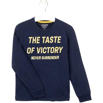 Textiel Jongens Sweaters / Sweatshirts Losan 023-1007AL Blauw