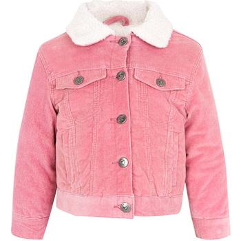 Textiel Kinderen Spijker jassen Losan 026-2006AL Roze