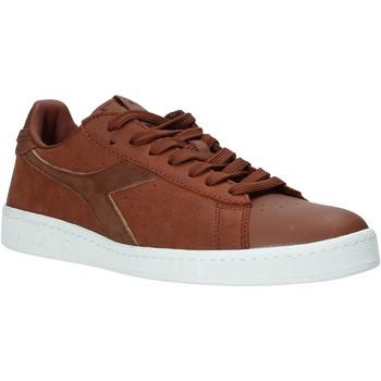 Schoenen Dames Lage sneakers Diadora 501.172.296 Bruin