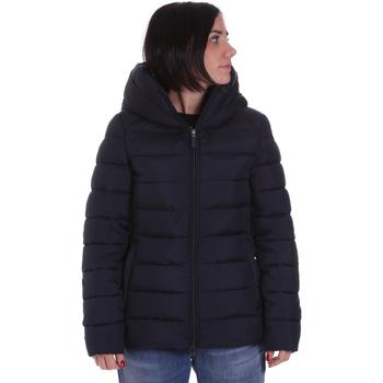 Textiel Dames Dons gevoerde jassen Invicta 4431725/D Blauw