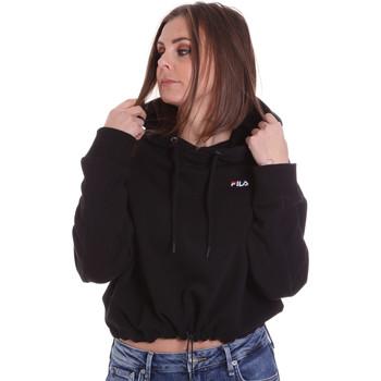 Textiel Dames Sweaters / Sweatshirts Fila 687992 Zwart