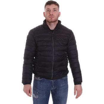 Textiel Heren Dons gevoerde jassen Sseinse GBI635SS Zwart