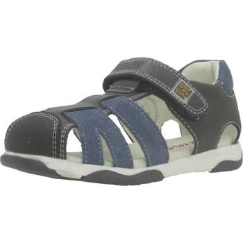 Schoenen Jongens Sandalen / Open schoenen Garvalin 202331 Blauw