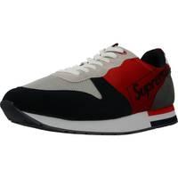 Schoenen Heren Lage sneakers Supreme Grip 027001 Veelkleurig
