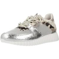 Schoenen Dames Hoge sneakers Cetti C1226 Zilver