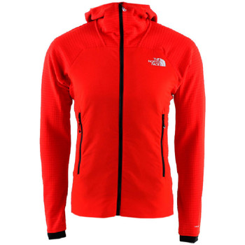 Textiel Dames Fleece The North Face  Rood