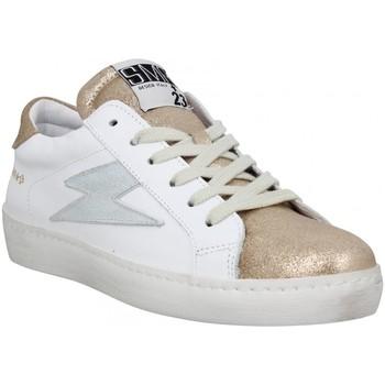 Schoenen Dames Lage sneakers Semerdjian 135357 Wit