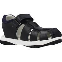 Schoenen Jongens Sandalen / Open schoenen Garvalin 202451 Blauw