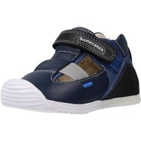 Schoenen Jongens Sandalen / Open schoenen Biomecanics 202135 Blauw