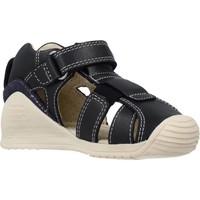 Schoenen Jongens Sandalen / Open schoenen Biomecanics 202140 Blauw