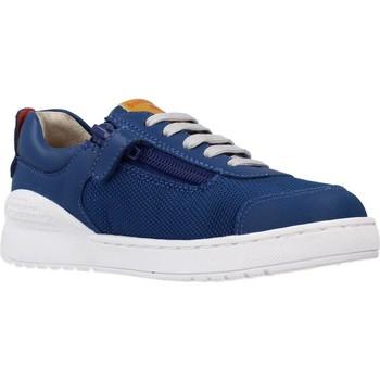 Schoenen Jongens Lage sneakers Biomecanics 202180 Blauw