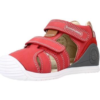 Schoenen Jongens Sandalen / Open schoenen Biomecanics 202144 Rood
