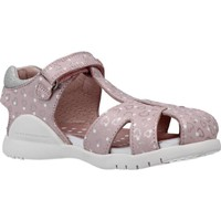 Schoenen Meisjes Sandalen / Open schoenen Biomecanics 202169 Roze