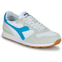 Schoenen Dames Lage sneakers Diadora CAMARO Blauw / Wit