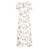 Textiel Dames Lange jurken Betty London OFRI Wit