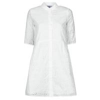 Textiel Dames Korte jurken Betty London ODA Wit