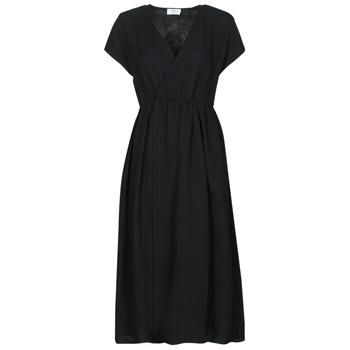 Textiel Dames Lange jurken Betty London ODAME Zwart