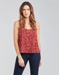 Textiel Dames Tops / Blousjes Moony Mood OPALE Rood
