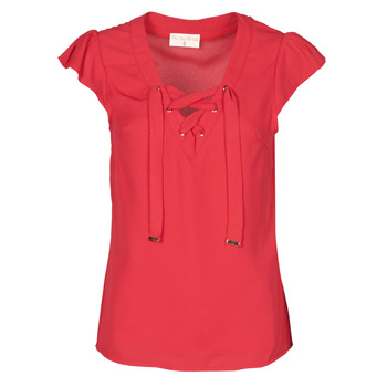 Textiel Dames Tops / Blousjes Moony Mood  Rood