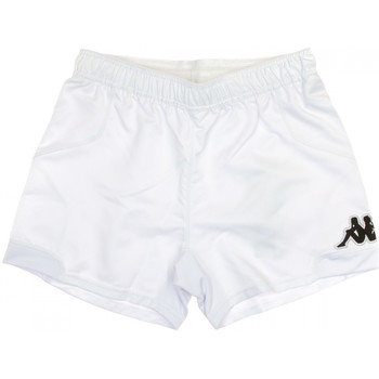 Textiel Heren Korte broeken / Bermuda's Kappa  Wit