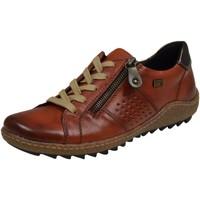 Schoenen Dames Lage sneakers Remonte Dorndorf R471738 Rouge